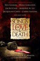 Songs of Love and Death (co-editor)<br />